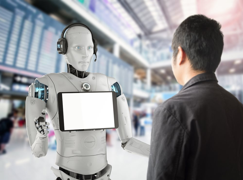 Will robots replace customer care?